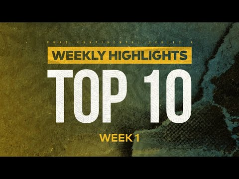 【PCS4】Weekly Final Week1 TOP10 Highlights 【PUBG】のサムネイル