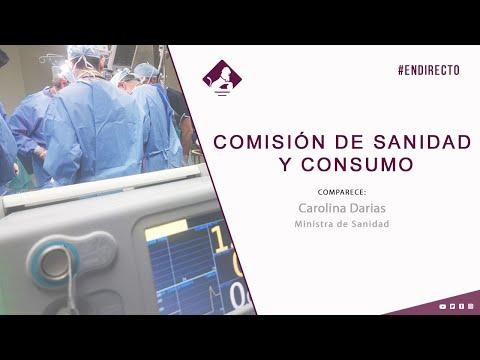 Comisión de Sanidad y Consumo (29/01/2021)