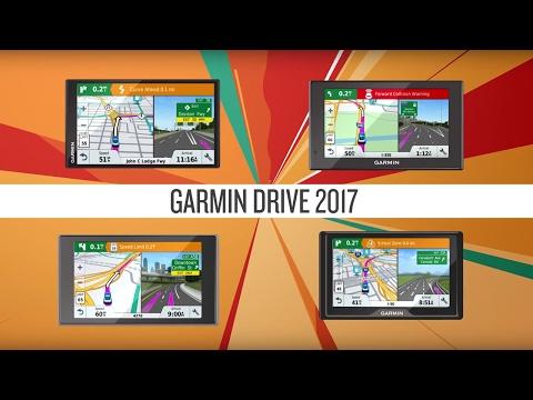 Die neue Garmin Drive™-Serie 2017