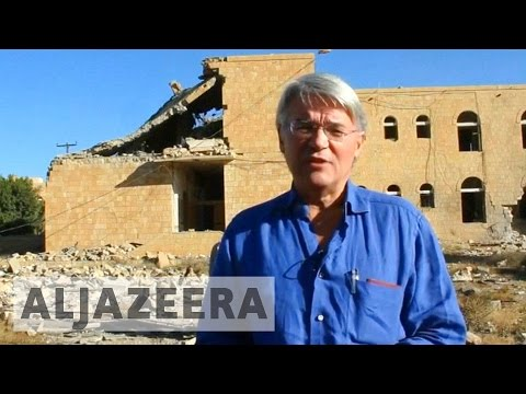 Yemen: British MP visits Houthi stronghold