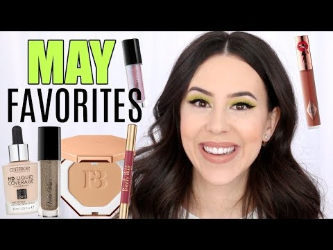 May Favorites 2019 & a Flop || Beauty with Emily Fox - UCp3_Zq16GNd-uBVHM8hYQlg
