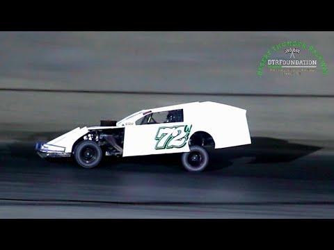Desert Thunder Raceway IMCA Modified Main Event 9/25/21 - dirt track racing video image