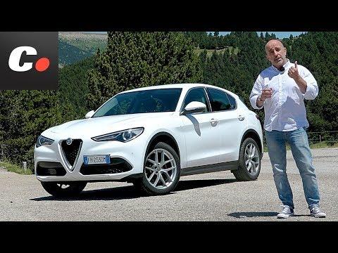 Alfa Romeo Stelvio 2017 SUV | Prueba / Test / Review en español | Coches.net