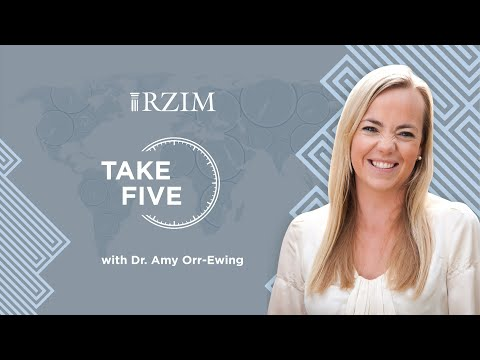 The Days Leading Up to Easter  Dr. Amy Orr-Ewing  TAKE FIVE  RZIM