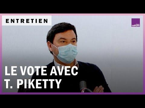 Vidéo de Thomas Piketty