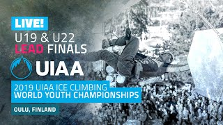 Oulu, Finland l Lead Finals (U19's & U22's) l 2019 UIAA World Youth Championships