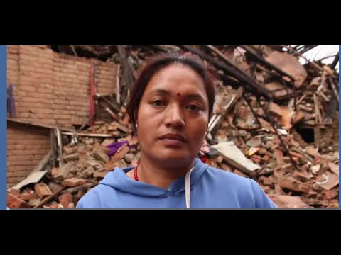 Nepal Earthquake: a mother's story