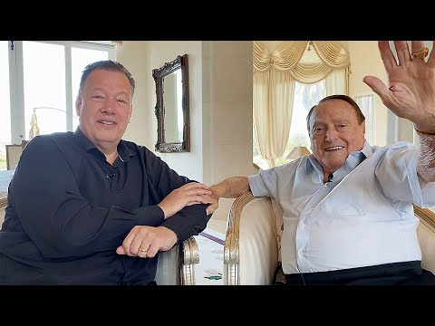 Dr. Morris Cerullo and Greg Mauro  This Ministry Will Never Die
