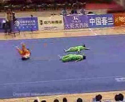 Amazing Choreographed Fight Scene