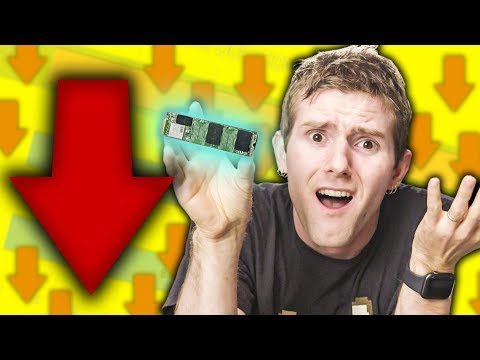How SSD Technology Keeps Getting WORSE! - Intel 660p Review - UCXuqSBlHAE6Xw-yeJA0Tunw