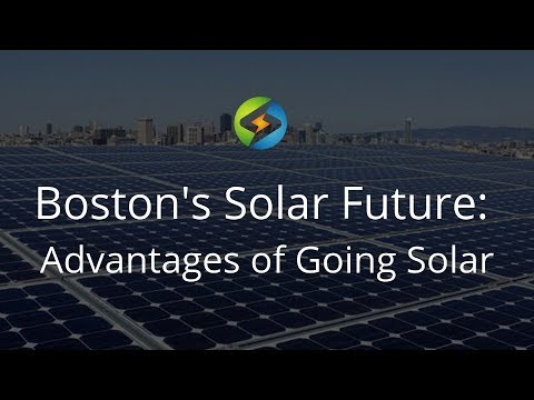 Energy News: Massachusetts' Solar Future
