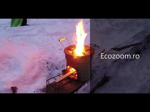 Ecozoom - soba racheta