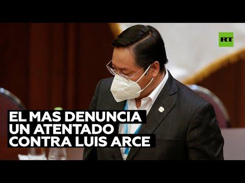 Bolivia: El MAS denuncia un atentado con explosivos contra el presidente electo, Luis Arce