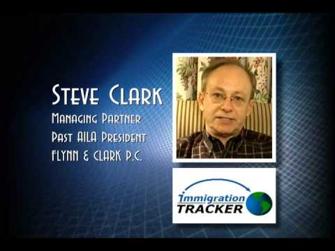 Steve Clark on ImmigrationTracker