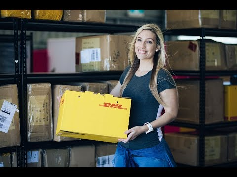 Grow your family and your business with DHL Express