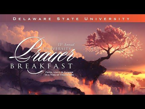 University Prayer Breakfast 09 24 2021