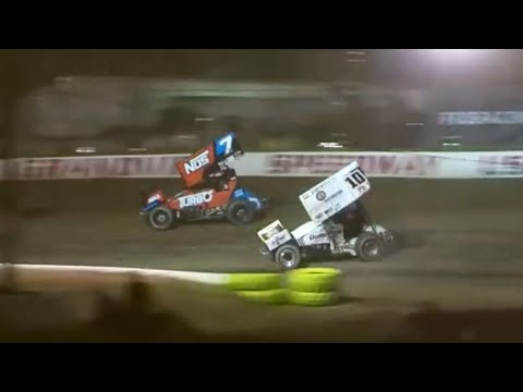 Highlights: ASCoC @ Grandview Speedway 8.26.2021 - dirt track racing video image