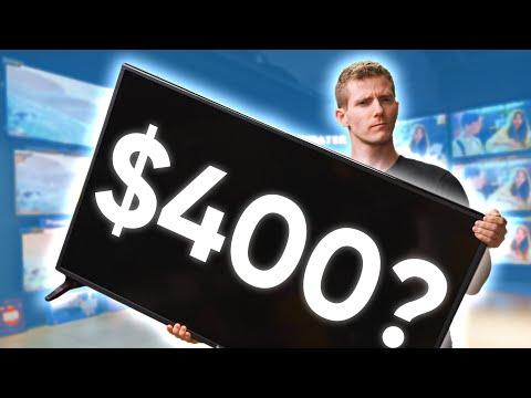 What's the BEST TV Under $400? - UCXuqSBlHAE6Xw-yeJA0Tunw