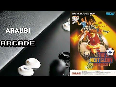 Super Sidekicks 3 (SNK, 1995) Arcade [057] Walkthrough Comentado