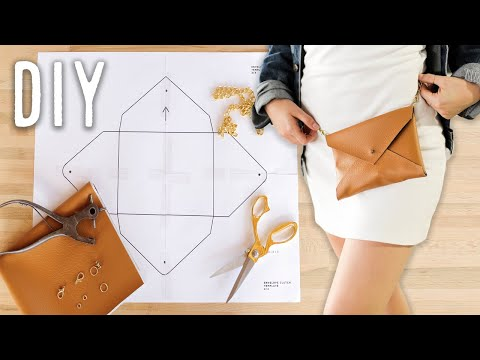 DIY A Fanny Pack! back to school fashion