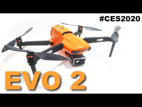 Autel Evo 2: Best Folding Drone, Ever! - UC7he88s5y9vM3VlRriggs7A
