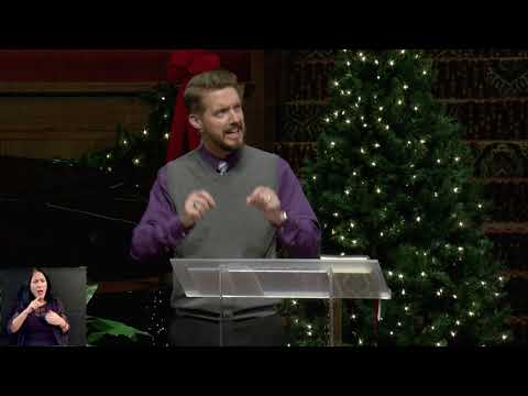 Sermon - 11/29/2020 - Pastor Ben Anderson - Christ Church Nashville