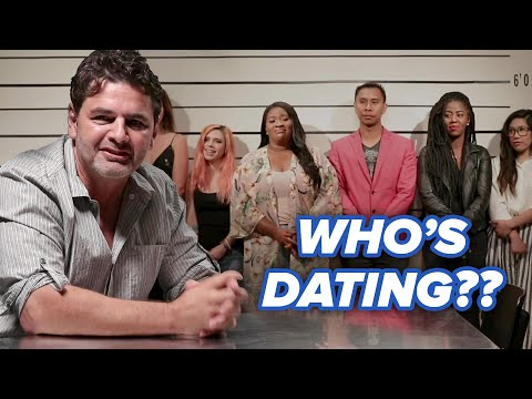 Private Investigator Guesses Who's Dating Out Of A Lineup