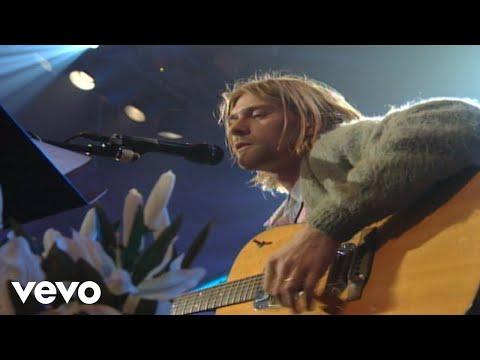 Nirvana - The Man Who Sold The World (Live On MTV Unplugged, 1993 / Unedited) - UCzGrGrvf9g8CVVzh_LvGf-g