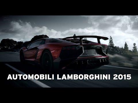 Happy Holidays from Automobili Lamborghini - 2015 Highlights