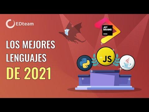 ¿Qué lenguajes debes aprender en 2021? (Según Jetbrains) 🔥