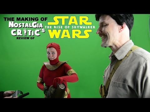 Star Wars: The Rise of Skywalker - Making of Nostalgia Critic