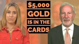 Central Banks Will Unleash Inflation and Gold is Headed Above $5,000 Says Peter Schiff (Part 1)
