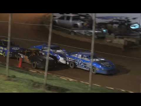 Stock 4 at Winder Barrow Speedway May 8th 2021 - dirt track racing video image