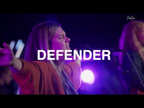 Defender Michaela Gentile  bethel Church
