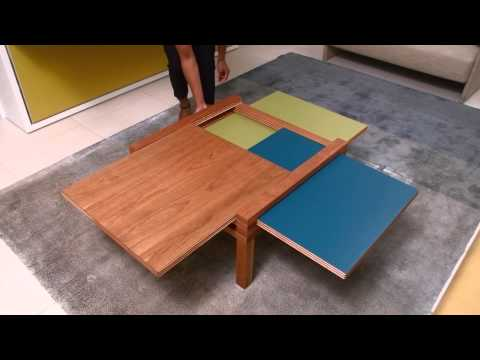 Hexa | Resource Furniture | Transforming Tables