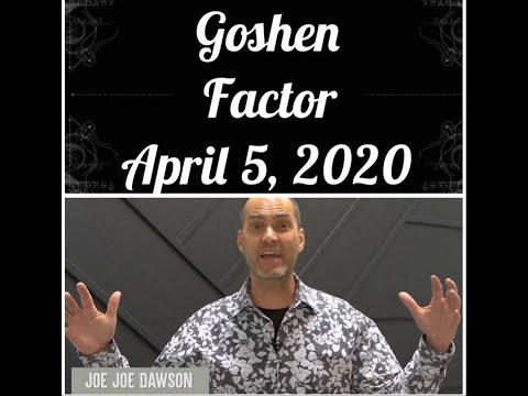 The Goshen Factor