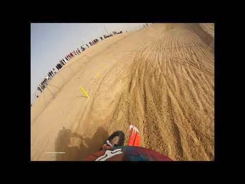 Kuwait Motocross with Dennis Stapleton - Motocross Action Magazine