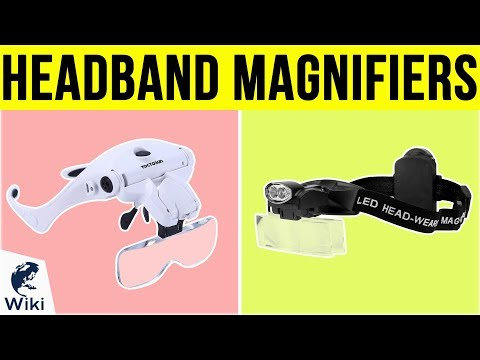 10 Best Headband Magnifiers 2019 - UCXAHpX2xDhmjqtA-ANgsGmw