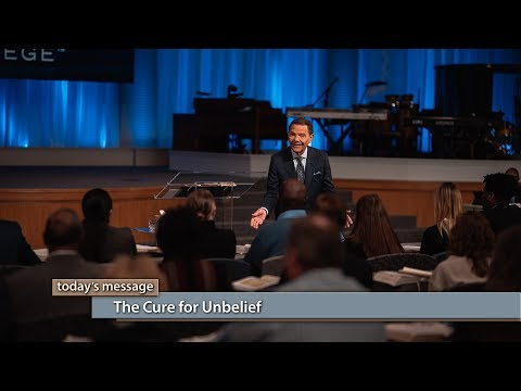 The Cure for Unbelief