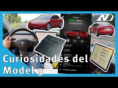 10 cosas extrañas del Tesla Model 3 - AutoDinámico