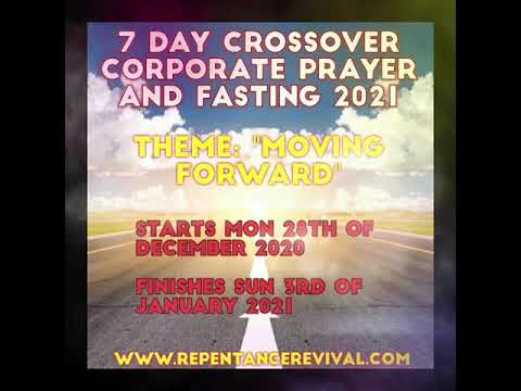 7 DAY CROSSOVER FAST STARTS THIS MONDAY 28TH OF DECEMBER 2020