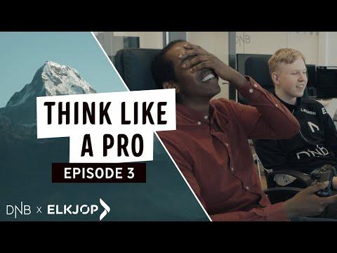 How To E-Sport - Think like a pro
