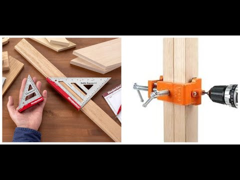 10 WOODWORKING TOOLS YOU NEED TO SEE 2021 #8