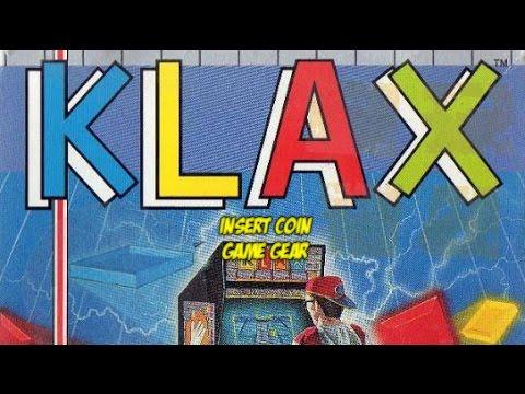 Klax (1991) - Game Gear - En vivo que no en directo