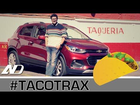 En busca de los mejores tacos en una Chevrolet Trax - Vlog