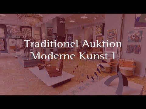 Traditionel Auktion // Moderne Kunst I