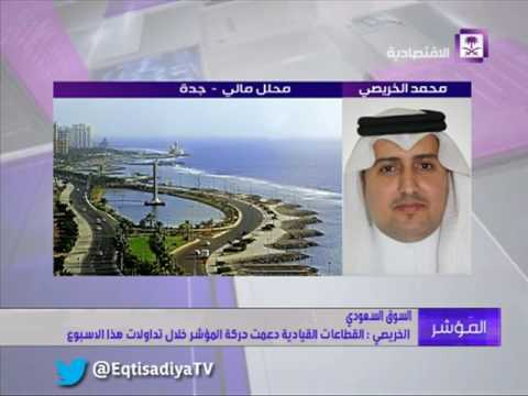 المؤشر -  اتصال مع أ. محمد الخريصي