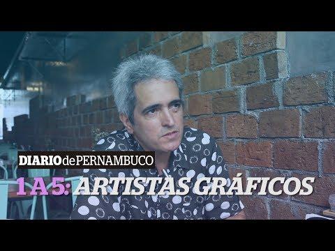 De 1 A 5: Samuca Andrade indica cartunistas atuais