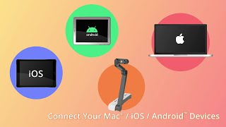AVerVision M15W & AVerTouch - Mac / iOS / Android Device Connection