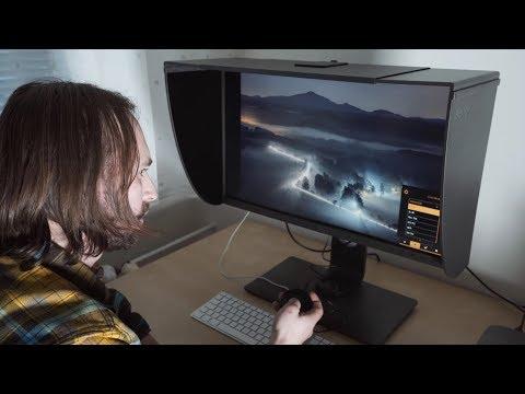 Videorecenze BenQ SW271